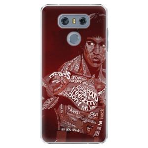 Plastové pouzdro iSaprio Bruce Lee na mobil LG G6 (H870)