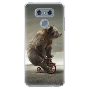 Plastové pouzdro iSaprio Bear 01 na mobil LG G6 (H870)