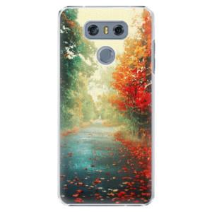 Plastové pouzdro iSaprio Autumn 03 na mobil LG G6 (H870)