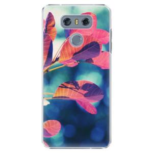 Plastové pouzdro iSaprio Autumn 01 na mobil LG G6 (H870)