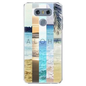 Plastové pouzdro iSaprio Aloha 02 na mobil LG G6 (H870)