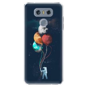 Plastové pouzdro iSaprio Balloons 02 na mobil LG G6 (H870)