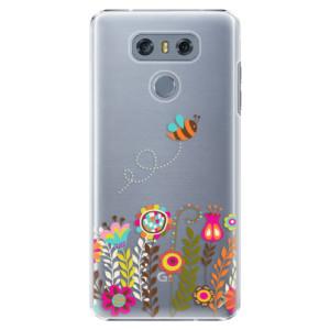 Plastové pouzdro iSaprio Bee 01 na mobil LG G6 (H870)