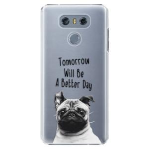 Plastové pouzdro iSaprio Better Day 01 na mobil LG G6 (H870)