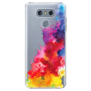 Plastové pouzdro iSaprio Color Splash 01 na mobil LG G6 (H870)