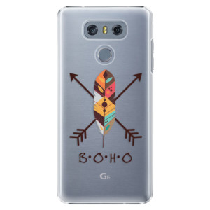 Plastové pouzdro iSaprio BOHO na mobil LG G6 (H870)