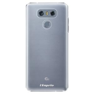 Plastové pouzdro iSaprio 4Pure mléčné bez potisku na mobil LG G6 (H870)