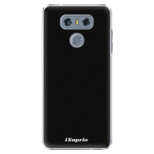 Plastové pouzdro iSaprio 4Pure černé na mobil LG G6 (H870)