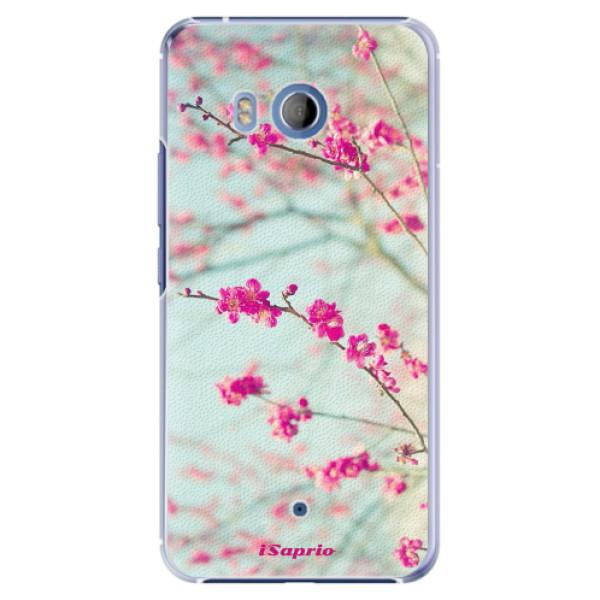 Plastové pouzdro iSaprio Blossom 01 na mobil HTC U11 (Plastový obal, kryt, pouzdro iSaprio Blossom 01 na mobilní telefon HTC U11)