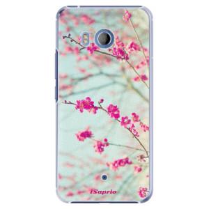 Plastové pouzdro iSaprio Blossom 01 na mobil HTC U11