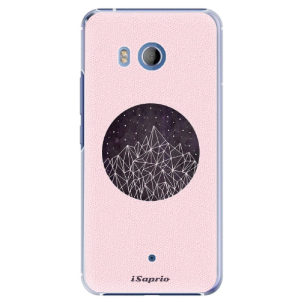 Plastové pouzdro iSaprio Hora 10 na mobil HTC U11 (Plastový kryt, obal, pouzdro iSaprio Hora 10 na mobilní telefon HTC U11)