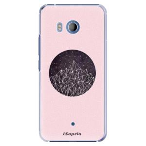 Plastové pouzdro iSaprio Hora 10 na mobil HTC U11