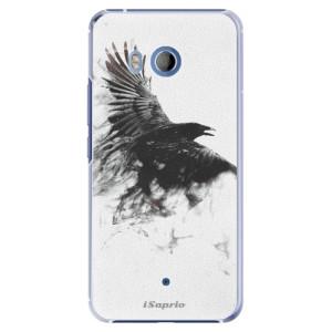 Plastové pouzdro iSaprio Havran 01 na mobil HTC U11