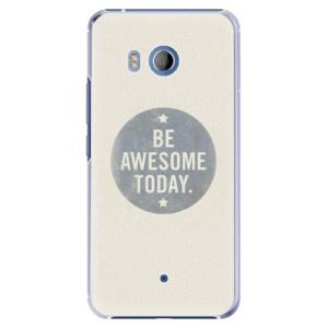 Plastové pouzdro iSaprio Awesome 02 na mobil HTC U11