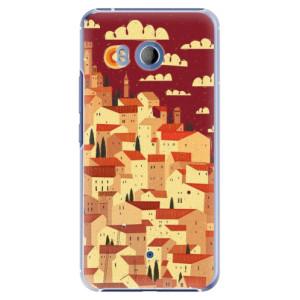 Plastové pouzdro iSaprio Město na Kopci na mobil HTC U11