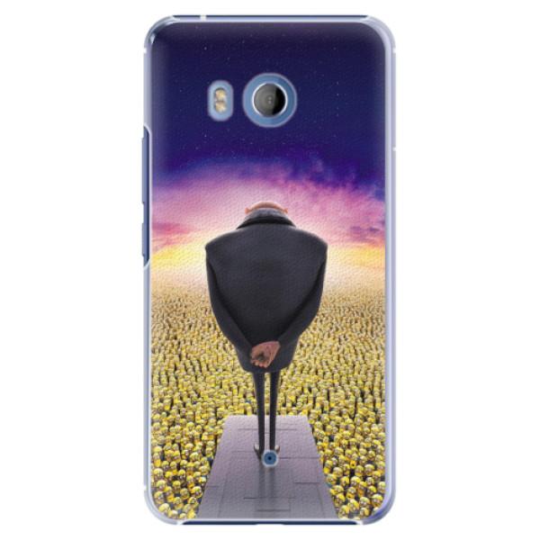 Plastové pouzdro iSaprio Gru na mobil HTC U11 (Plastový kryt, obal, pouzdro iSaprio Gru na mobilní telefon HTC U11)