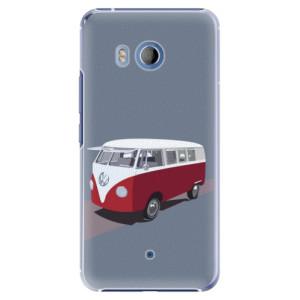 Plastové pouzdro iSaprio VW Bus na mobil HTC U11