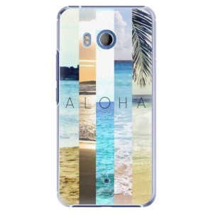 Plastové pouzdro iSaprio Aloha 02 na mobil HTC U11