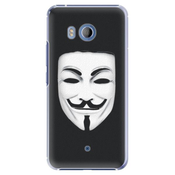 Plastové pouzdro iSaprio Vendeta na mobil HTC U11 (Plastový kryt, obal, pouzdro iSaprio Vendeta na mobilní telefon HTC U11)