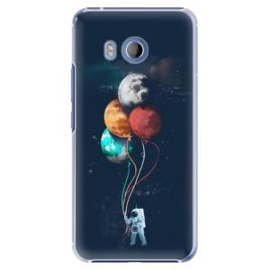 Plastové pouzdro iSaprio Balloons 02 na mobil HTC U11
