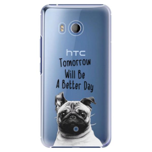 Plastové pouzdro iSaprio Better Day 01 na mobil HTC U11 (Plastový obal, kryt, pouzdro iSaprio Better Day 01 na mobilní telefon HTC U11)