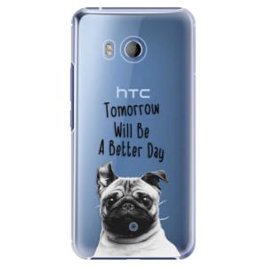 Plastové pouzdro iSaprio Better Day 01 na mobil HTC U11