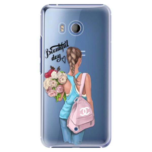 Plastové pouzdro iSaprio Beautiful Day na mobil HTC U11 (Plastový obal, kryt, pouzdro iSaprio Beautiful Day na mobilní telefon HTC U11)