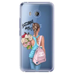 Plastové pouzdro iSaprio Beautiful Day na mobil HTC U11
