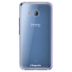 Plastové pouzdro iSaprio 4Pure mléčné bez potisku na mobil HTC U11