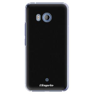 Plastové pouzdro iSaprio 4Pure černé na mobil HTC U11