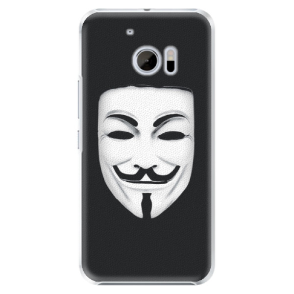Plastové pouzdro iSaprio Vendeta na mobil HTC 10 (Plastový kryt, obal, pouzdro iSaprio Vendeta na mobilní telefon HTC 10)