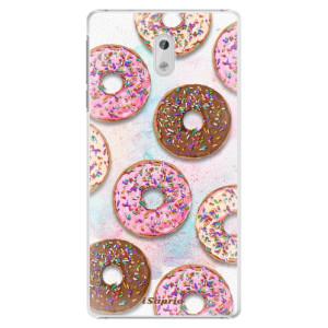 Plastové pouzdro iSaprio Donutky Všude 11 na mobil Nokia 3