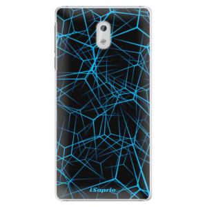 Plastové pouzdro iSaprio Abstract Outlines 12 na mobil Nokia 3