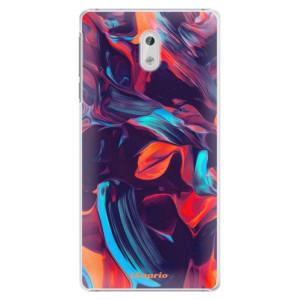 Plastové pouzdro iSaprio Barevný mramor 19 na mobil Nokia 3