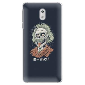 Plastové pouzdro iSaprio Einstein 01 na mobil Nokia 3