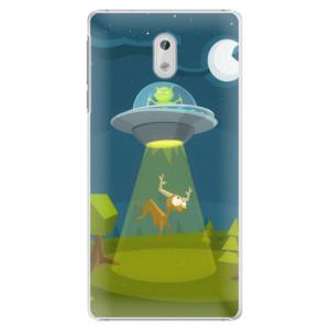 Plastové pouzdro iSaprio Alien 01 na mobil Nokia 3