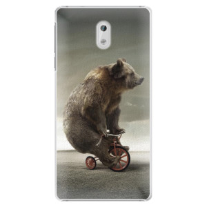 Plastové pouzdro iSaprio Bear 01 na mobil Nokia 3