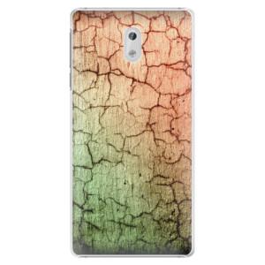 Plastové pouzdro iSaprio Rozpraskaná Zeď 01 na mobil Nokia 3