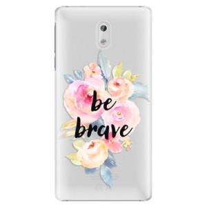 Plastové pouzdro iSaprio Be Brave na mobil Nokia 3