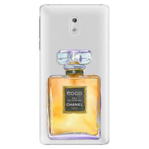Plastové pouzdro iSaprio Chanel Gold na mobil Nokia 3