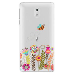Plastové pouzdro iSaprio Bee 01 na mobil Nokia 3