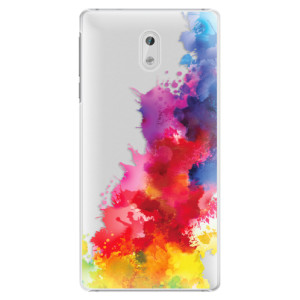 Plastové pouzdro iSaprio Color Splash 01 na mobil Nokia 3