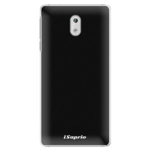Plastové pouzdro iSaprio 4Pure černé na mobil Nokia 3