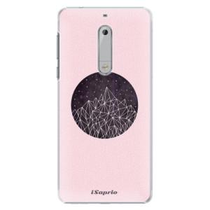 Plastové pouzdro iSaprio Hora 10 na mobil Nokia 5