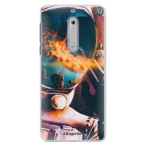 Plastové pouzdro iSaprio Astronaut 01 na mobil Nokia 5