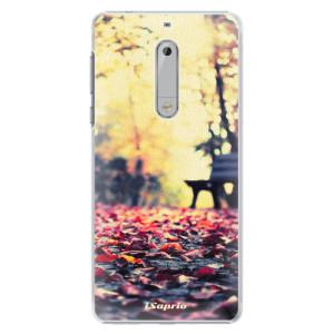 Plastové pouzdro iSaprio Bench 01 na mobil Nokia 5