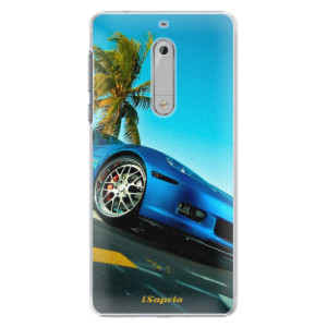 Plastové pouzdro iSaprio Kára 10 na mobil Nokia 5