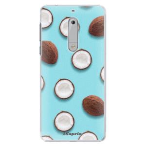Plastové pouzdro iSaprio Kokos 01 na mobil Nokia 5