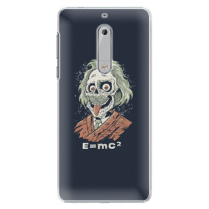 Plastové pouzdro iSaprio Einstein 01 na mobil Nokia 5