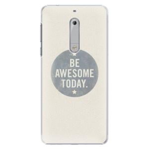 Plastové pouzdro iSaprio Awesome 02 na mobil Nokia 5